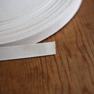 "Cotton Webbing  5/8""  Medium"