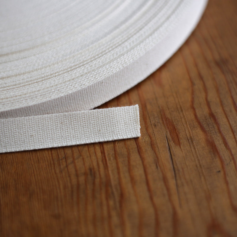 Cotton Webbing  5/8