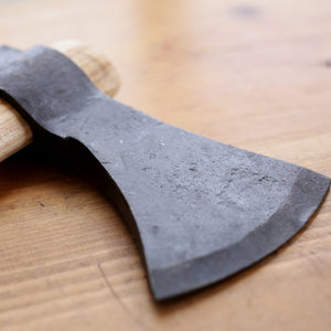 Forged English Light Infantry Axe