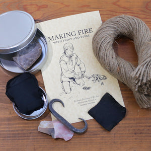 Classic Fire Starting Kit