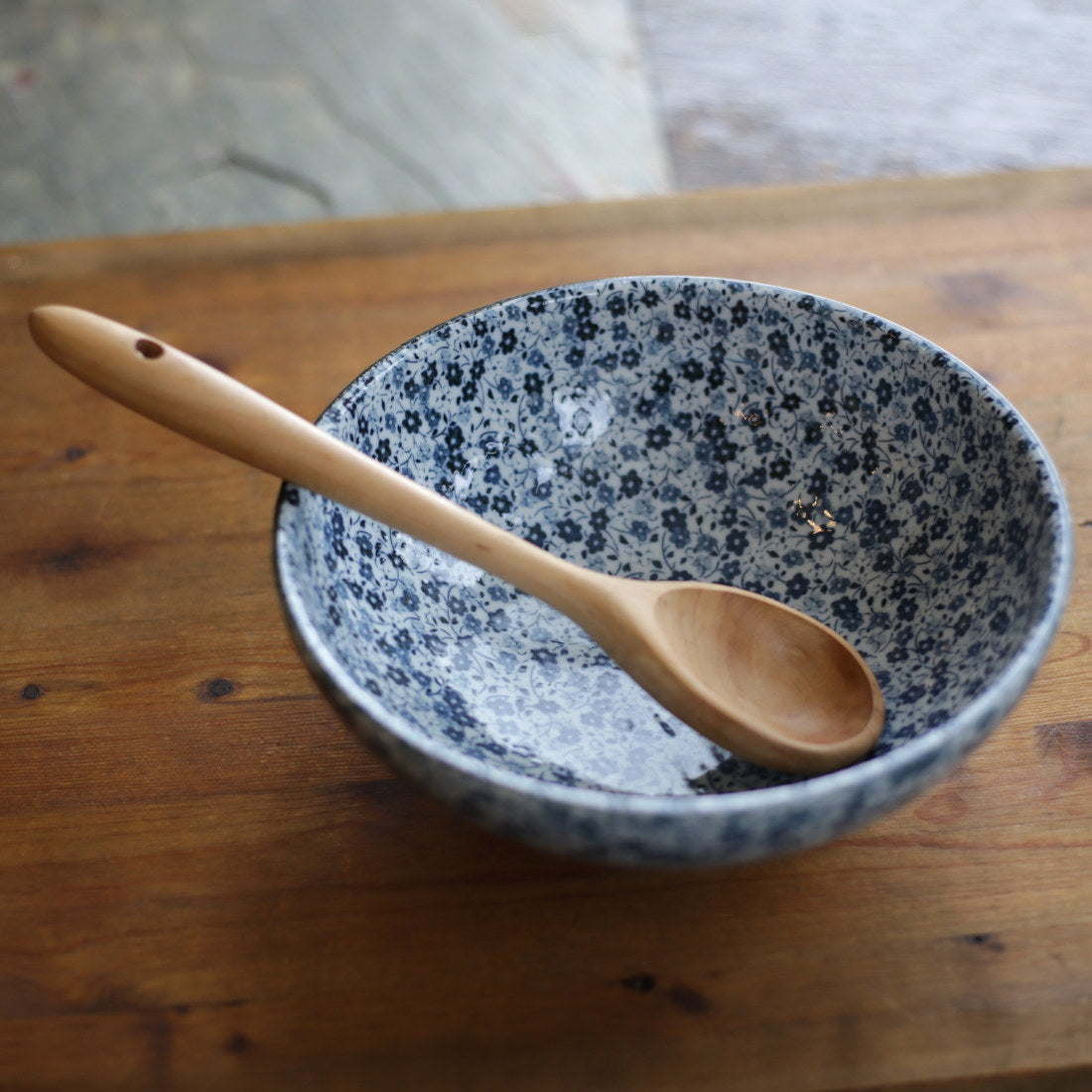 Hand Made Wooden Spoon