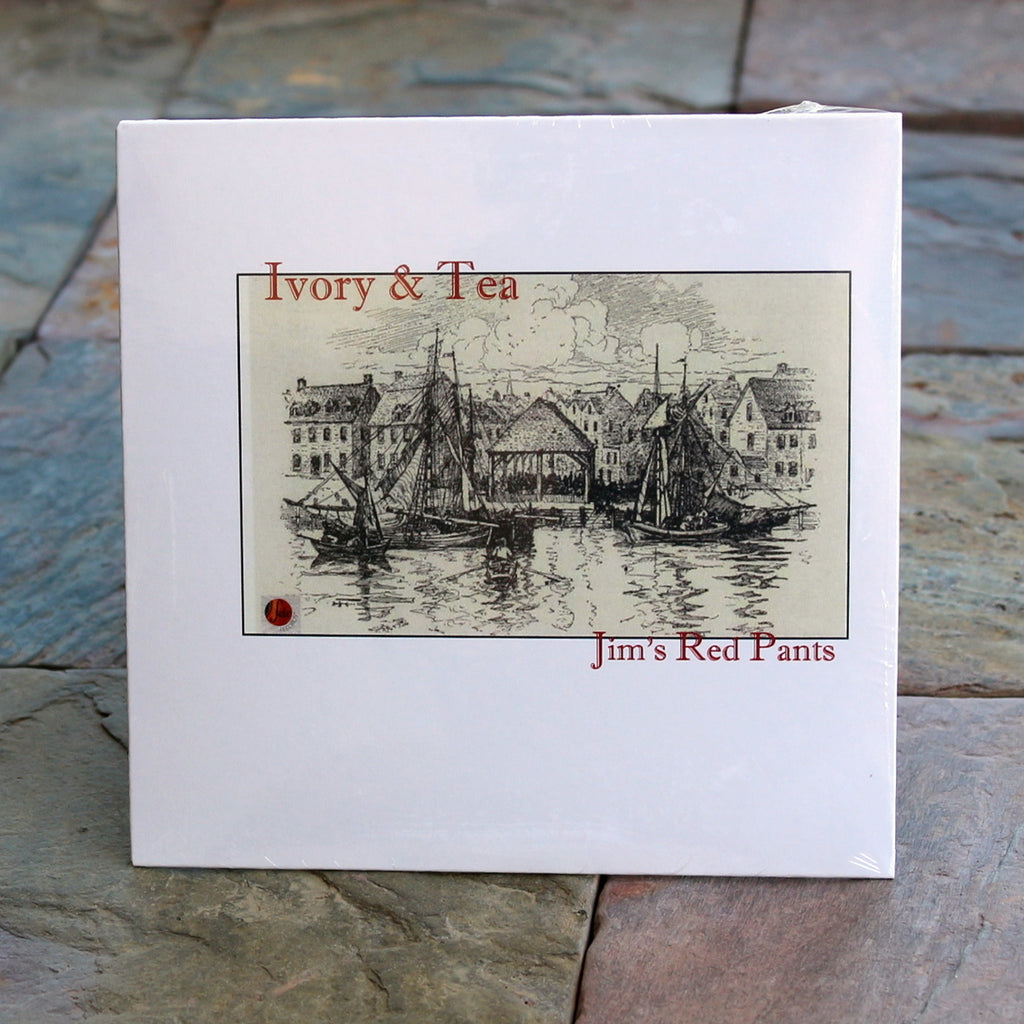 Ivory & Tea Music CD by JRP