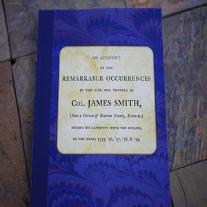 Col. James Smith Memoirs