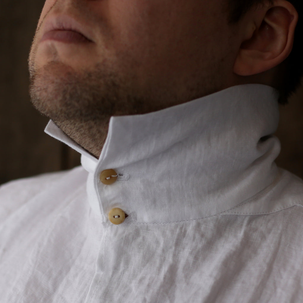 18th Century Workshirt Linen