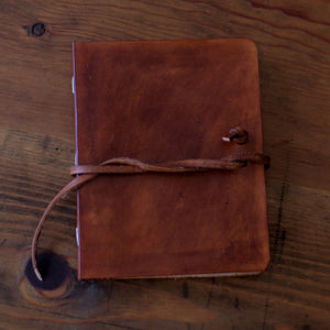 Handmade Leather Journal LJ-395