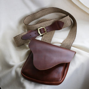 Leather Hunting Pouch