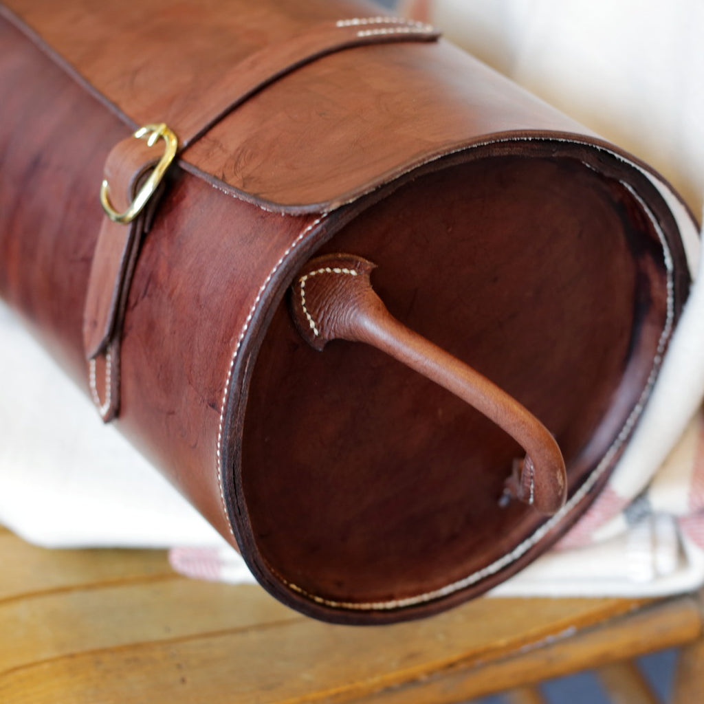 Leather Portmanteau
