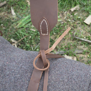 Leather Tumpline