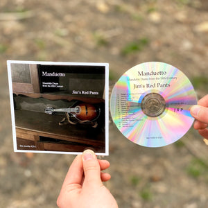"""Manduetto"" CD by JRP"
