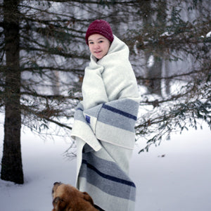 The Woodsman's Blanket WB-304
