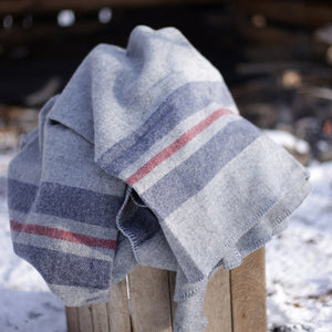 The Fox Hunter's Blanket WB-302