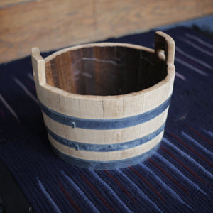 Oak Washtub