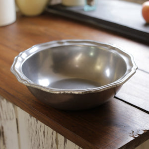 Pewter Serving Bowl  PB-770