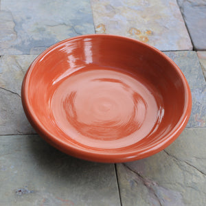 Redware Pie Pan