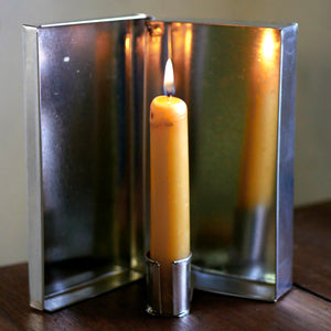 Portable Candle Box & Candle S-3278
