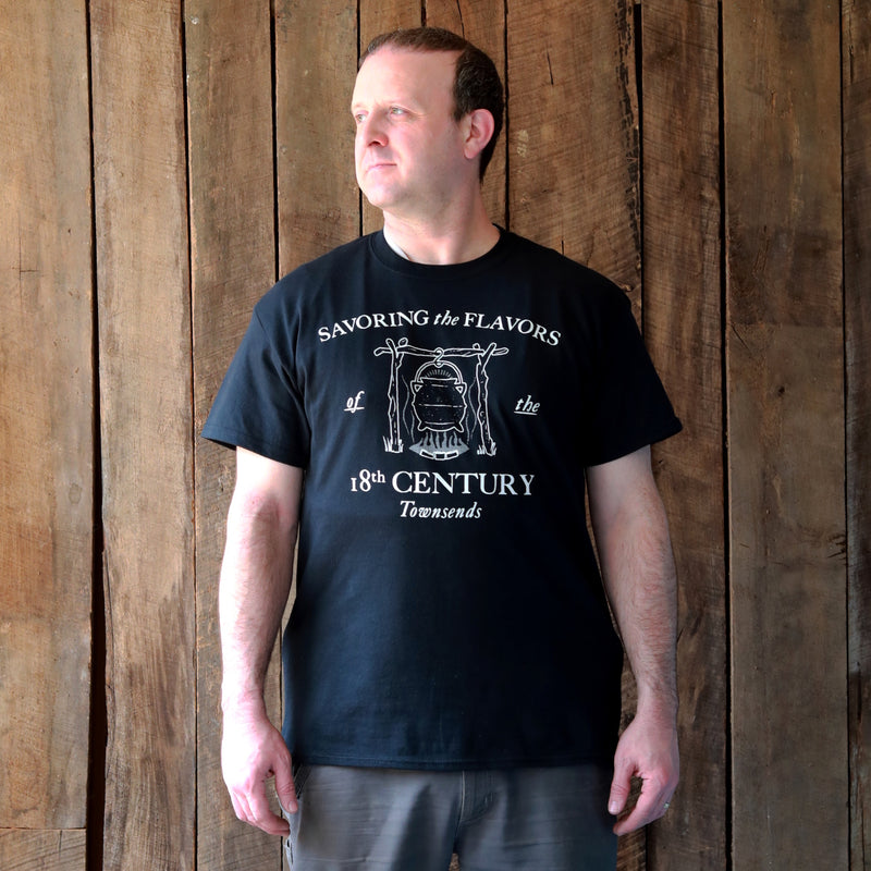 Black Kettle T-shirt  S-3040