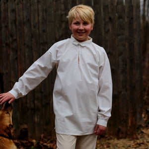 Boys' Workshirt   SH-224