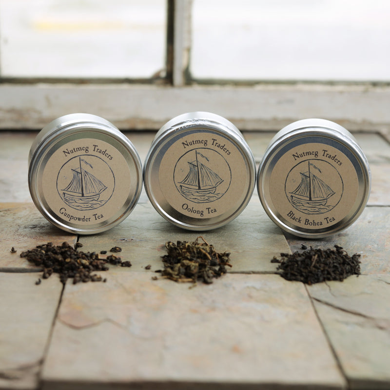 Set of Three Teas