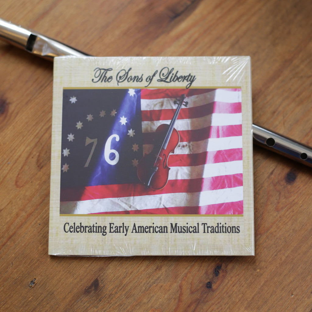 The Sons Of Liberty CD