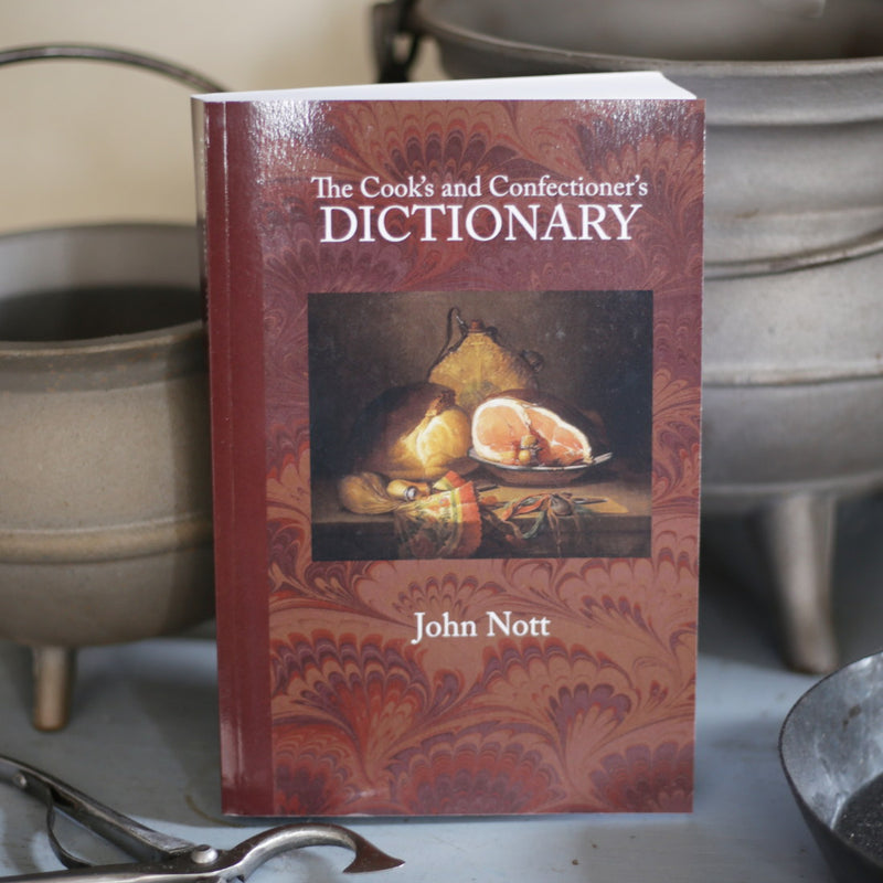The Cook's and Confectioner's Dictionary