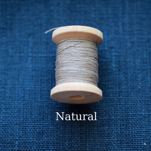 Set of Colored Linen Thread