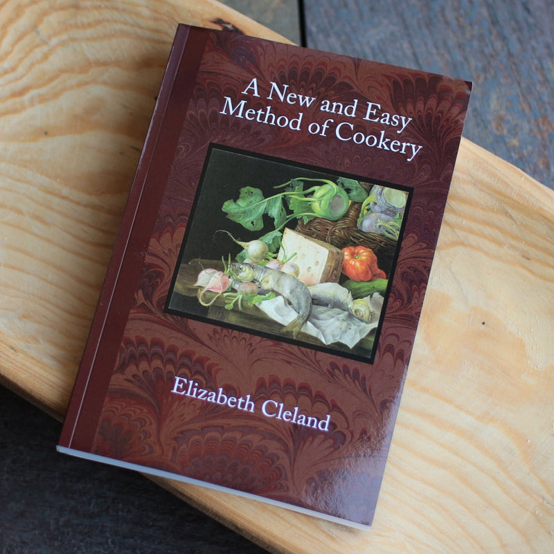 A New and Easy Method of Cookery by Cleland  C-7009