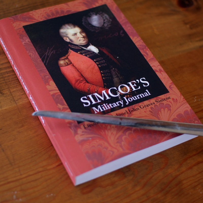 Simcoe's Military Journal C-7216