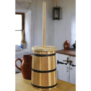 Handmade Butter Churn