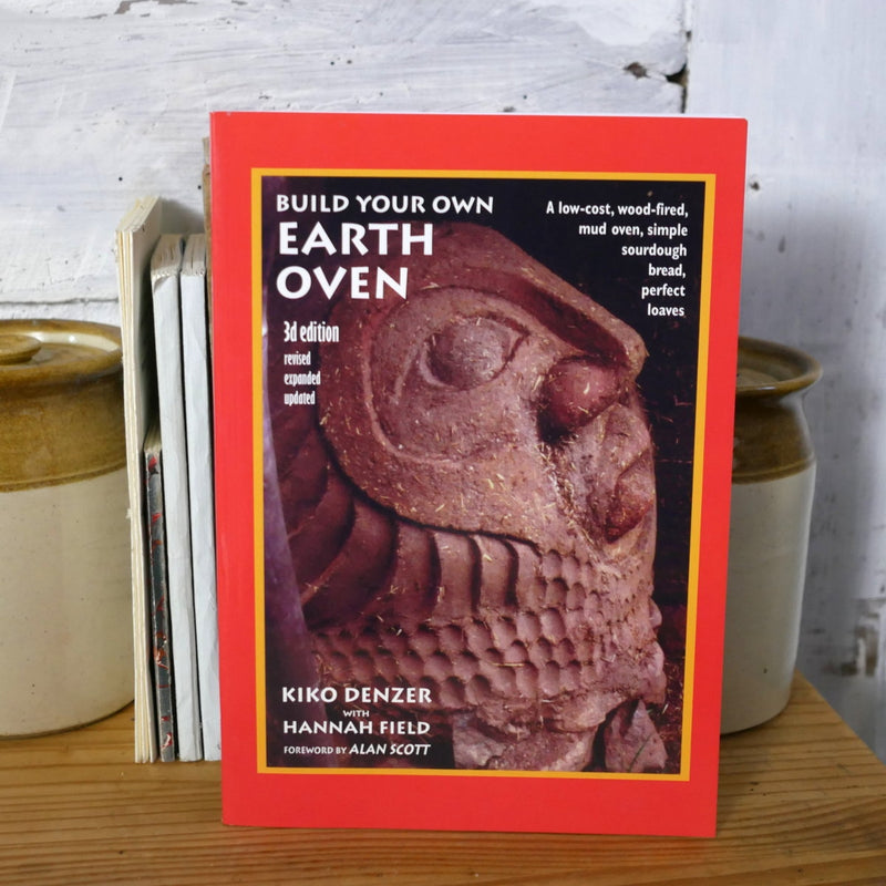 Build Your Own Earth Oven  BK-576