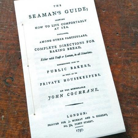 Seamans Guide Cookbook - BK-635