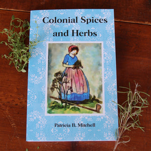 Colonial Spices and Herbs Book