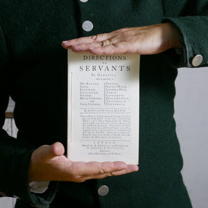 Book: Directions to Servants BK-631