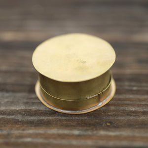 Handmade Brass Box