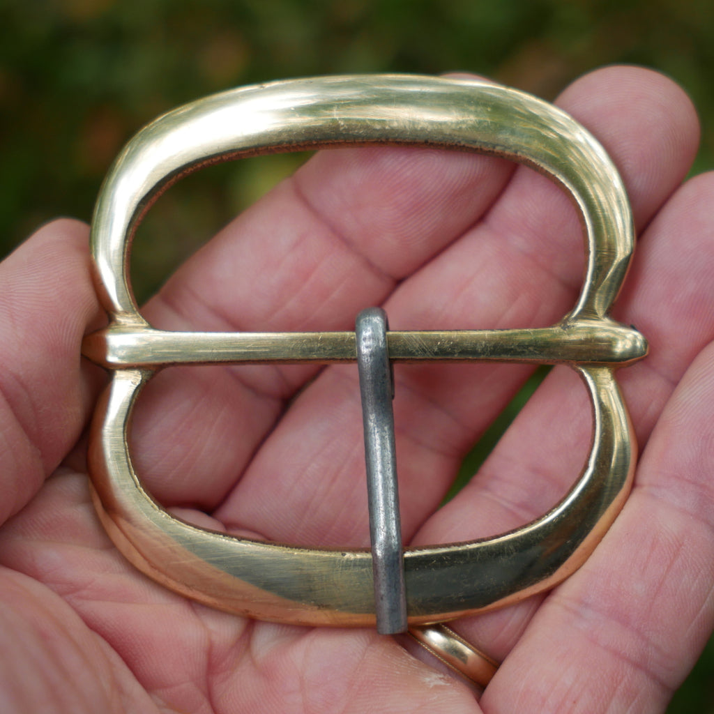 Brass Buckle  BB-35