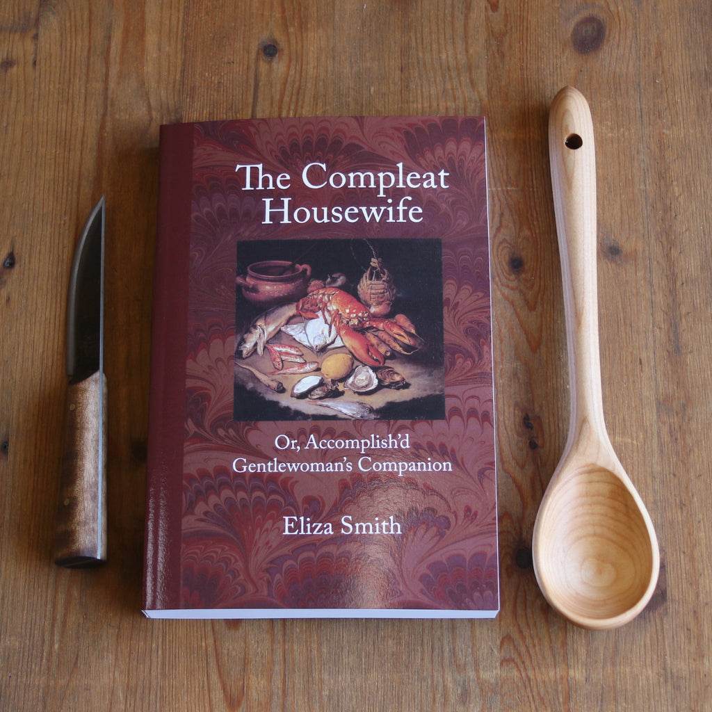 The Compleat Housewife by Eliza Smith