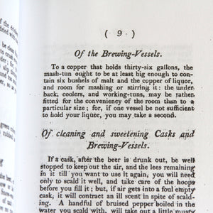 18th & Early 19th Century Brewing
