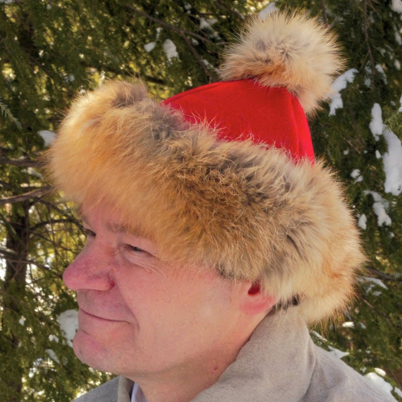 Genuine Fox Canadian Cap