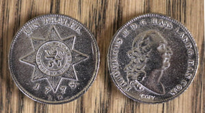 1778 German Thaler   CO-529