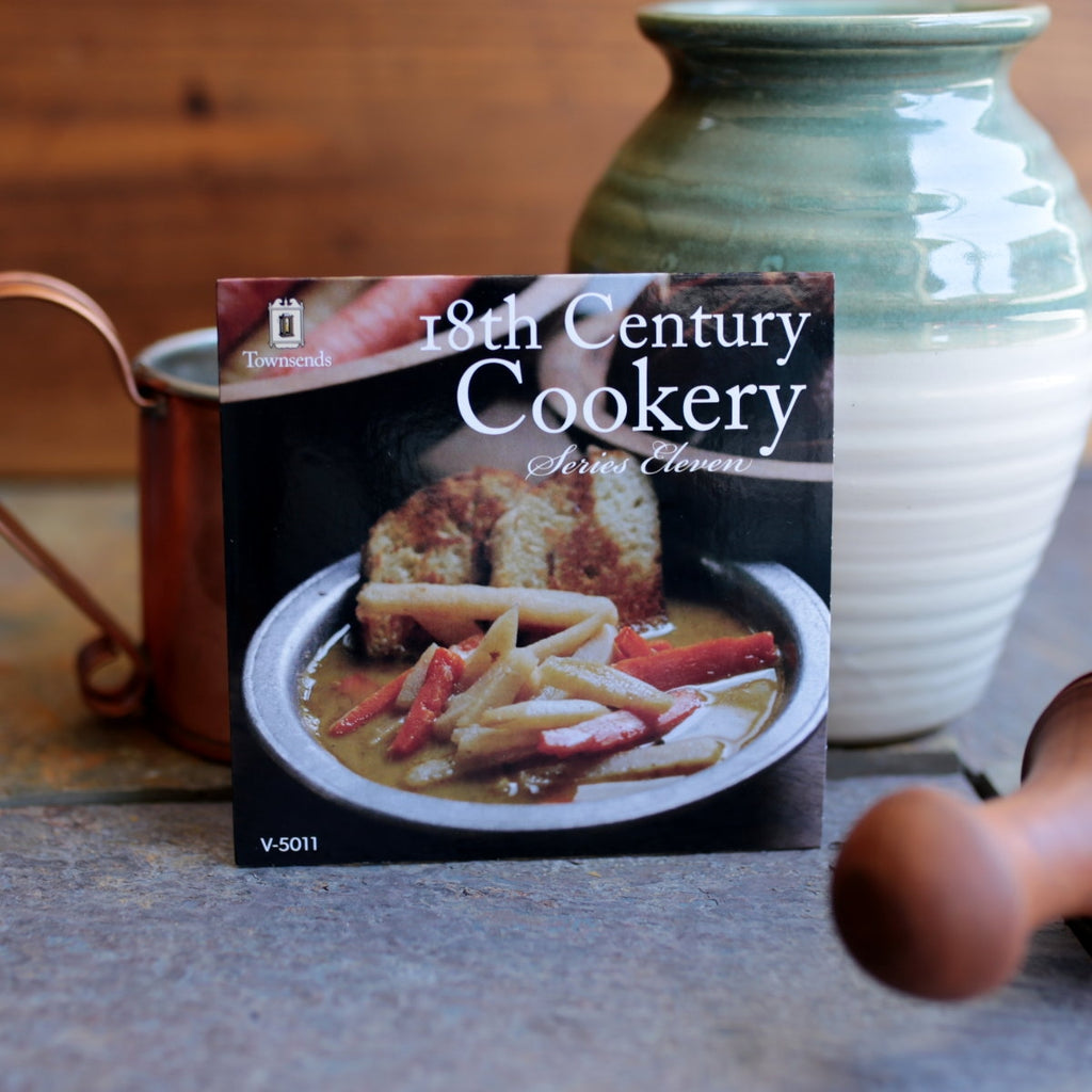 18th Century Cookery DVD, Series 11