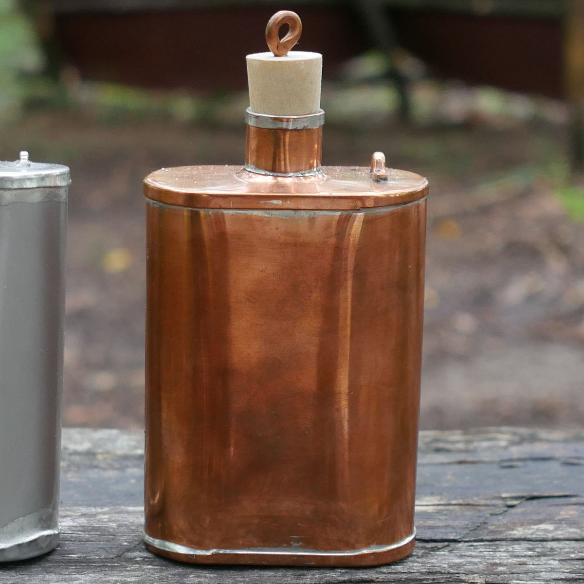 Copper Flask – Townsends