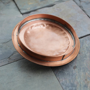 Copper Lid for 2 Quart Pot