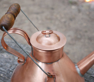 Copper Teapot    TP-722