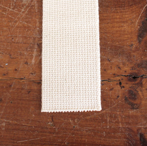 "Cotton Webbing 1-1/2""  Heavy"