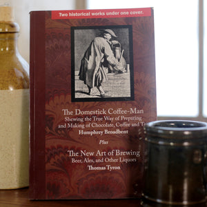 The Domestick Coffee Man & The New Art of Brewing C-7003