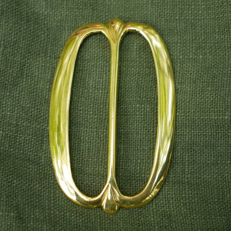 Double D Buckles - 2-1/4 inch   BB-35B