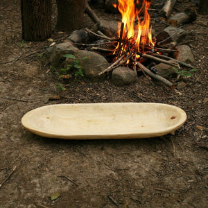Wooden Dough Bowl  DB-243