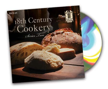 18th Century Cookery Series 2  DVD-05