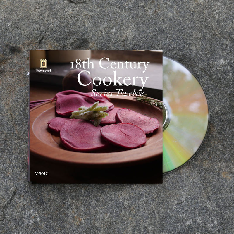 18th Century Cookery DVD, Series 12  V-5012