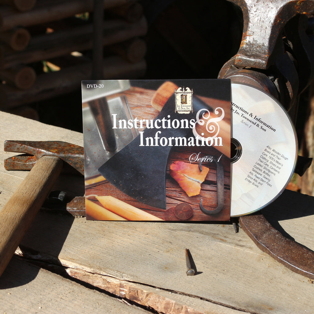 Instructions & Information Series 1
