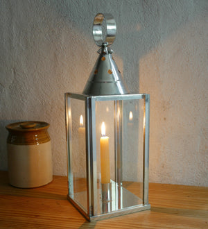 Glass-sided Lantern   TL-28